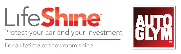 Lifeshine AutoGlym logo